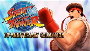 Capcom Releases A Small Patch For Street Fighter 30th Anniversary Collection