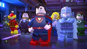 The Lego Games Bundle includes four superhero themed Lego games