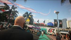 HITMAN 2 Brings Chaos to Miami's Innovation Race