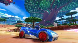 Team Sonic Racing Spins Out a New E3 Trailer