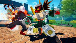 Bandai Namco Release New My Hero One's Justice Screenshots And Trailer For E3