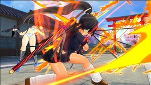 Senran Kagura Burst Re:Newal Trailer Shows Off Updated Graphics