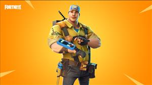 Fortnite v4.4 Adds Stink Bombs and 8-Bit Demo Constructor