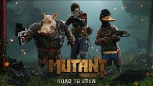 Mutant Year Zero: Road to Eden Gameplay Trailer