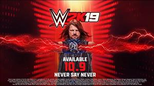 WWE 2K19 Announcement Trailer is Phenomenal