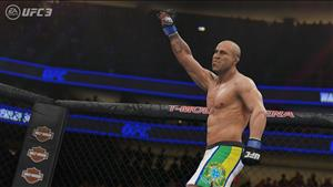 UFC 3 Adds Fighting Legends in Icon Edition Update
