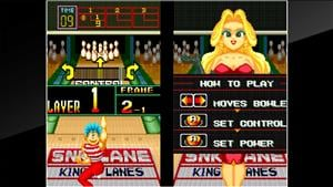 ACA Neo Geo: League Bowling Trophy List Revealed