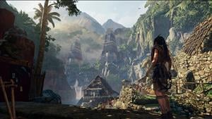 Shadow of the Tomb Raider's Beautiful Environments Teased