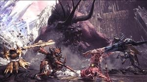 Monster Hunter World Now Has a Behemoth to Hunt