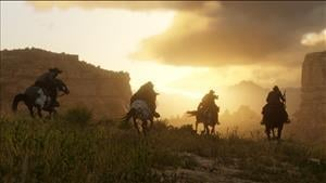 Watch Red Dead Redemption 2's Explosive Launch Trailer Here