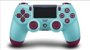 Four New Dualshock 4 Colours Appear at Gamescom
