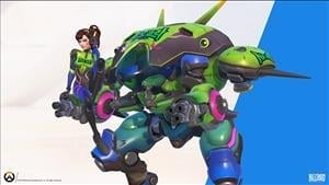 Overwatch Reveals a New Challenge for D.Va Fans