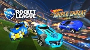 Rocket League Adds Three New Cars for Hot Wheels' 50th Anniversary