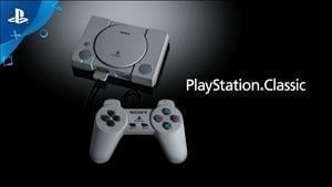 PlayStation Classic Console with 20 Preloaded Games Announced