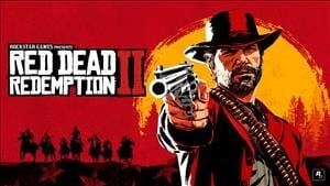 Red Dead Redemption 2 PS4 Giveaway
