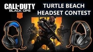 CoD: Black Ops 4 Trophy Challenge in Association with Turtle Beach