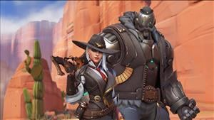 Overwatch Introduces New Gunslinger Ashe To The Roster