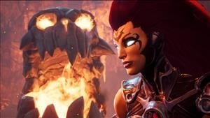 September's PlayStation Plus Line-Up Includes Darksiders III