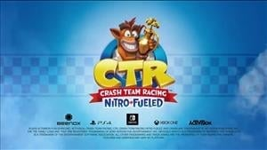 Crash Team Racing: Nitro Fueled Revealed At The Game Awards