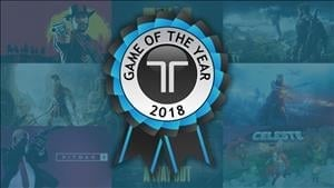 The TrueTrophies Game of the Year 2018