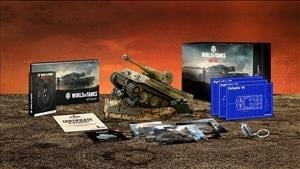 Giveaway: World of Tanks Roll Out Collector's Edition