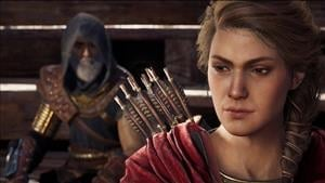 Controversial Assassin's Creed Odyssey Growing Up Trophy Renamed