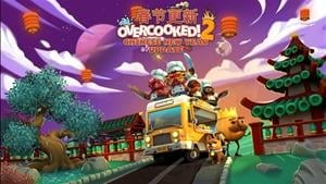 Chinese New Year Update Now Available for Overcooked! 2