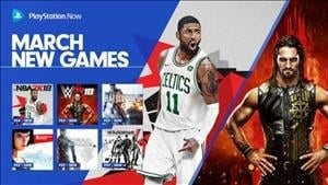 PlayStation Now Adds Battlefield 4, WWE 2K18, and NBA 2K18