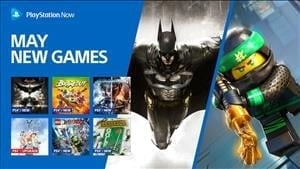PlayStation Now Adds Batman: Arkham Knight and Metal Gear Rising