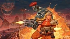 Blazing Chrome Trophy List Revealed