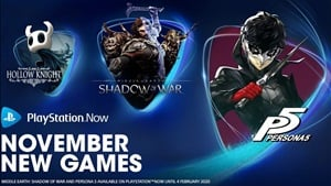 Persona 5 headlines the latest additions to the PlayStation Now lineup