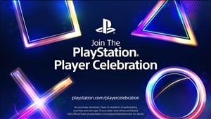 Stage One of PlayStation's Player Celebration event begins today
