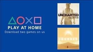 "PlayStation offers free games as part of their new ""Play at Home Initiative"""