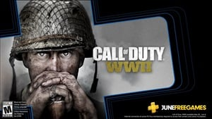 Call of Duty: WWII is June's first PlayStation Plus title