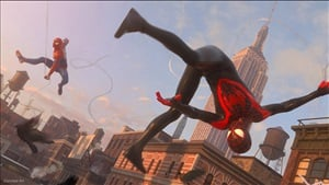 Marvel's Spider-Man: Miles Morales & Horizon Forbidden West will also launch for PS4