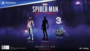 Pre-ordering Spider-Man Miles Morales gets you two suits, a gadget and skill points