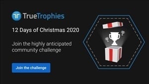 The TrueTrophies Twelve Days of Christmas Challenge Returns for 2020