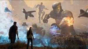 "Marvel's Avengers PS5 version will feature ""improved destruction"" and more"