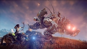 Horizon Zero Dawn Complete Edition available today with Play at Home