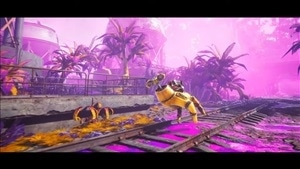 """Biomutant gets """"quiet and positive"""" new World trailer"""