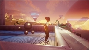 Media Molecule's Dreams and Mercedes-Benz drive into the sweet night together