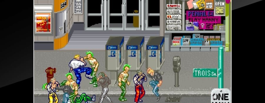 Arcade Archives Crime Fighters