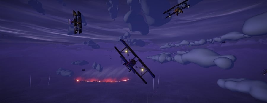 Red Wings: Aces of the Sky (EU)