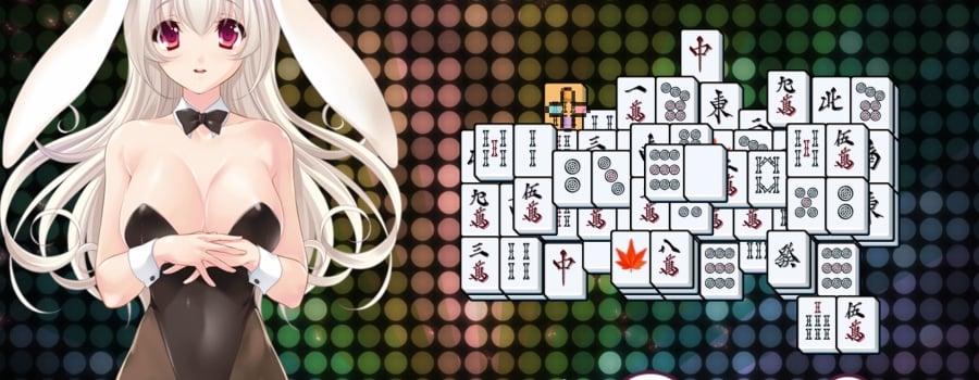 Delicious! Pretty Girls Mahjong Solitaire (JP)