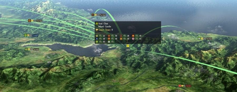 Nobunaga's Ambition: Sphere of Influence (HK/TW)