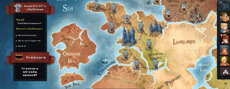 Dungeon Rushers (EU)