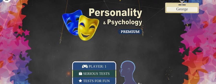 Personality and Psychology Premium (EU)