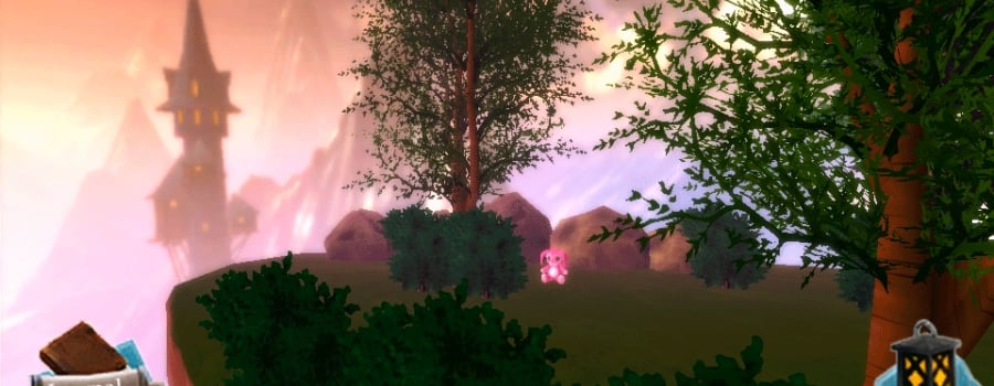 The Dreamlands: Aisling's Quest (Vita)