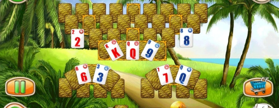 Mahjong Gold (Vita)