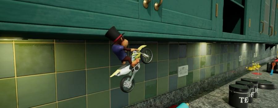 Toy Stunt Bike: Tiptop's Trials (EU)